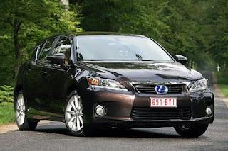 2011 Lexus CT