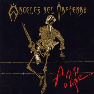 discografia angel del infierno: