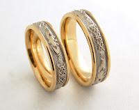 Сватбени пръстени! Celtic+wedding+rings