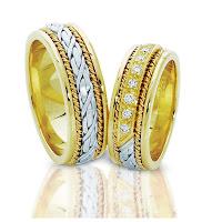 Сватбени пръстени! Twl1566
