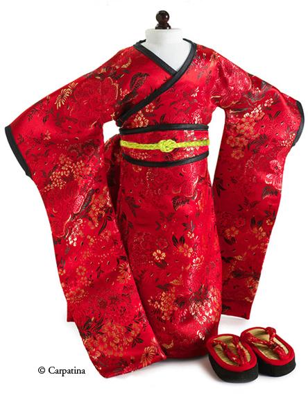Album Series 3: Traditional Clothes : #2 BENGATA & KIMONO ...