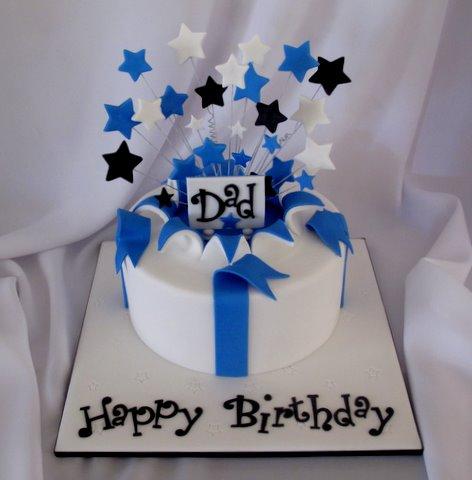 Easy Birthday Cake Ideas For A Western Man S Th