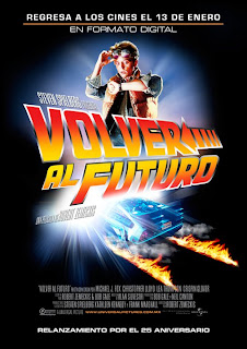 Volver al Futuro 1 (Regreso al Futuro 1) Poster