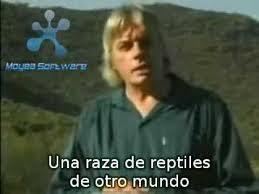 David Icke La Conexión Reptil