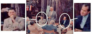 Reagan y Nixon Bohemian Grove
