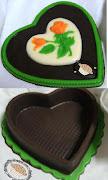 Kotak Coklat LOVE (M)