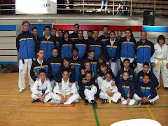 CAMPEONATO DE NAVIDAD 2008, 23 MEDALLAS