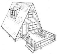Frame House Plans