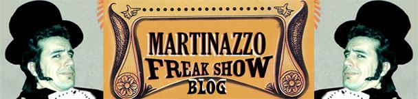 MARTINAZZO'S BLOG