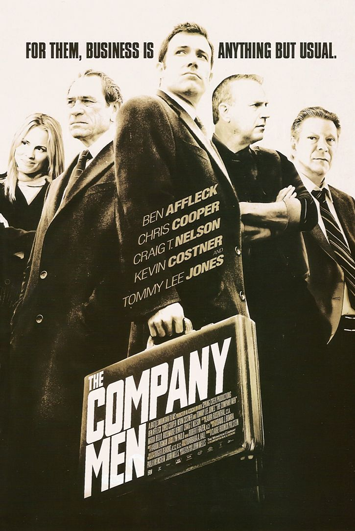 Watch The Company Men 2010 English Movie Online Free