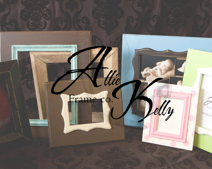 Allie Kelly Picture Frames