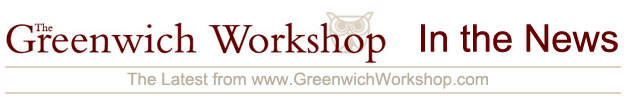 Greenwich Workshop In the News