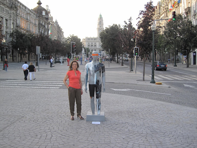 """Exposição """"Homem T -um projecto de felicidade""""- julho/2009"""