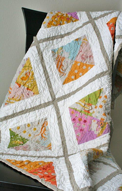Juliet's Quilt – Freshly Pieced