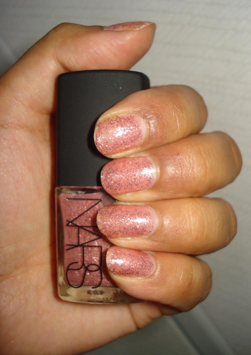 MakeUp Picnic: Pretty in Pink: NARS Arabesque Nail Polish