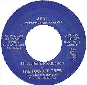 MC Clay Luv DJ Leader 1 Silver Suckers