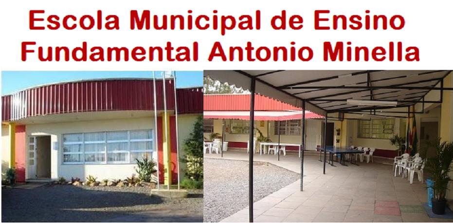 Escola Antonio Minella