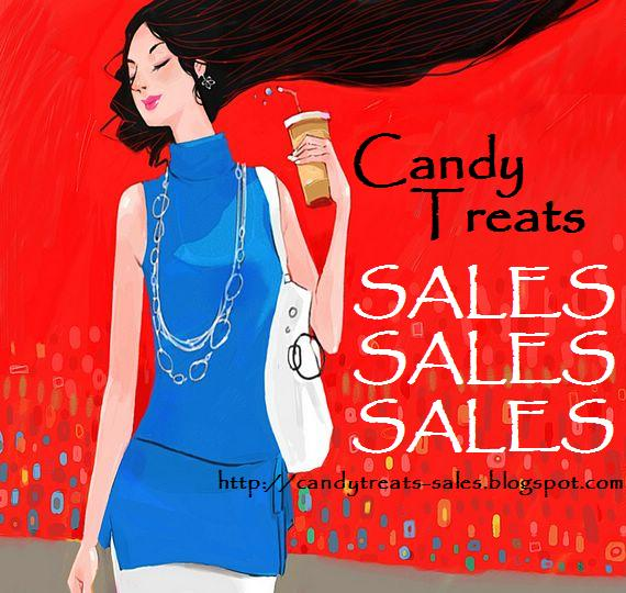 Sales at Candy Treats