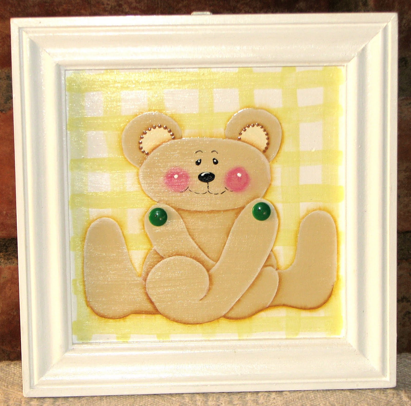Pinturas de gladys cuadros para dormitorio de bebes - Cuadros para habitacion de bebe ...