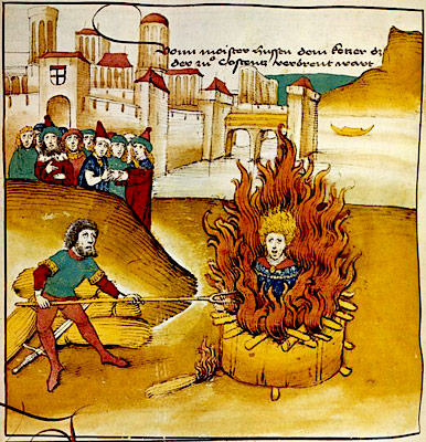 witch hunts during the protestant reformation Witchcraft in the reformation reformation and the continuing protestant reformation that we find which led to the rise in witch-hunt's and.