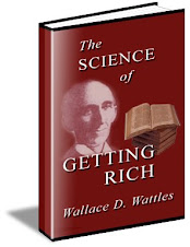 """The Science Of Getting Rich"" 1910 Book"