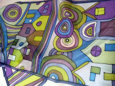 freywille selyemkendő ajándék ötlet