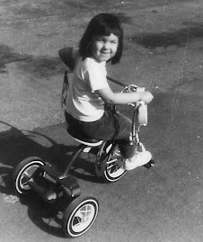 Me on my red trike