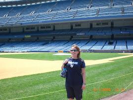 Me at my favorite place (Yankee Stadium)
