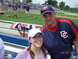 Me and Ryan Zimmerman!