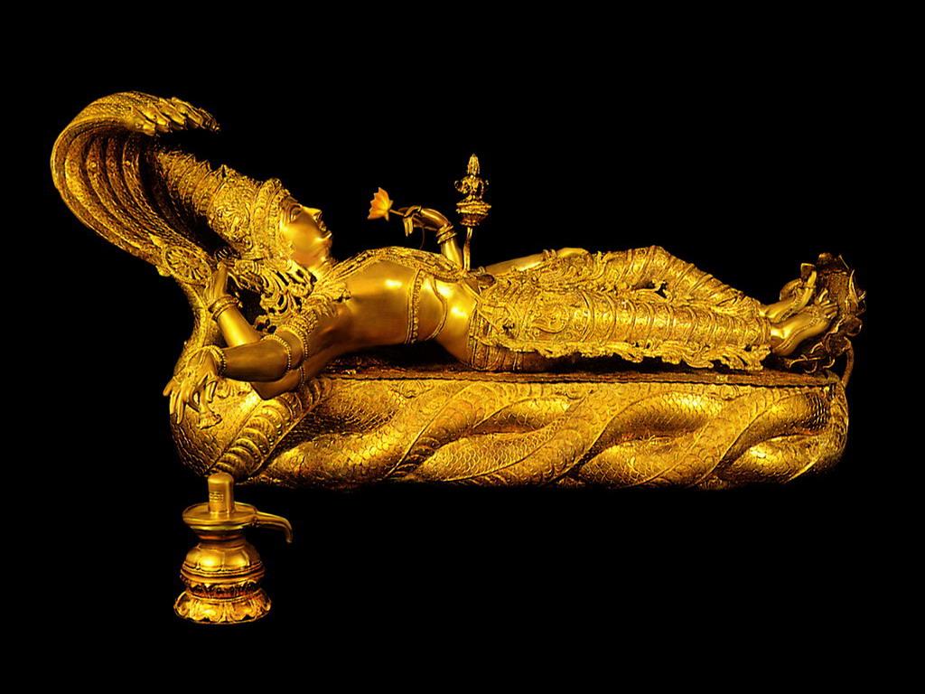 Hindu Lord Vishnu Sculpture Lord Vishnu Idol
