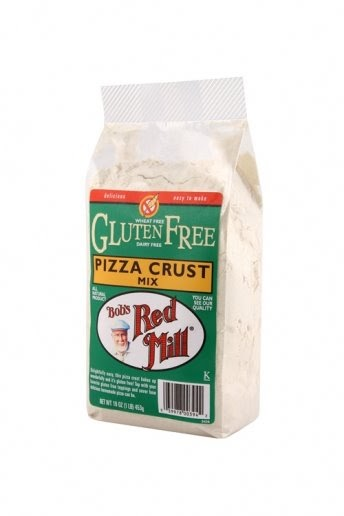 Bobs red mill gluten free pizza