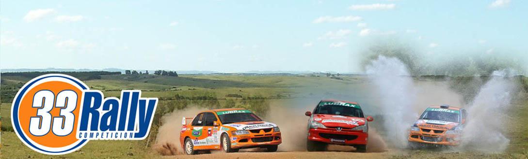 33 Rally Competicion