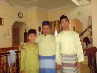 3 Hero Dalam Hidup Ku