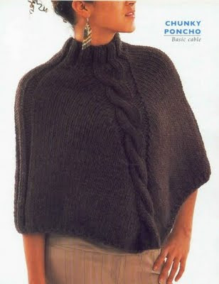 3337 | Knitting Pattern | Ponchos 1 | King Cole Ltd