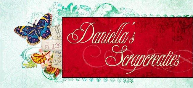 Daniella's scrapcreaties