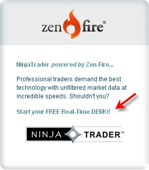 NinjaTrader ZenFire