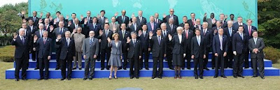 G20 Seoul Summit Central Bank Governors Finance Chiefs