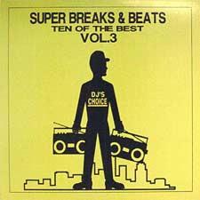 DJ's Choice - Super Breaks & Beats Vol. 3 (1981)[INFO]