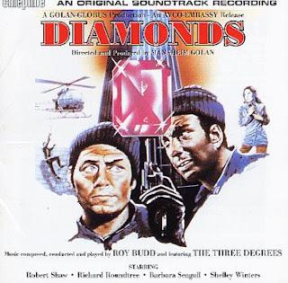 Roy Budd Diamonds OST
