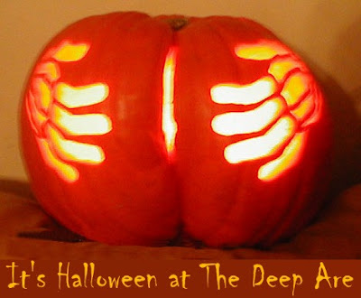 Halloween at The Deep Are