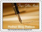 Melhor Blog Poético, obrigado a todos!!!