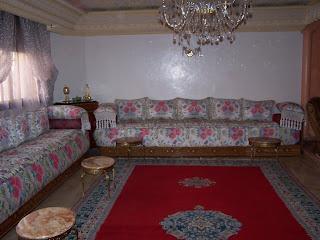 Artisanat marocain salon marocain for Platre traditionnel marocain