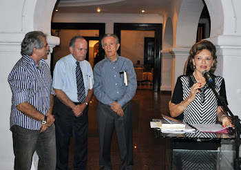 José Telles, Pedro Henrique Saraiva Leão (Presidente da Academia Cearense de Letras, Murilo Martins