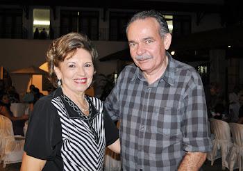 Autora e Deputado Paulo Facó