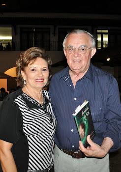 Giselda Medeiros e José Rosa Abreu Vale