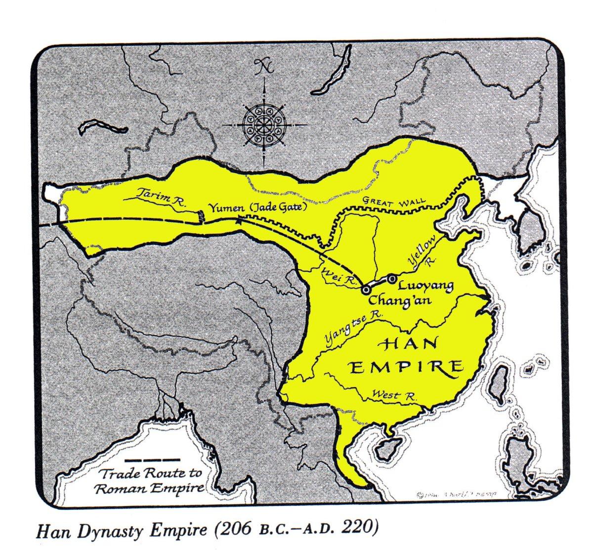 fall of han china