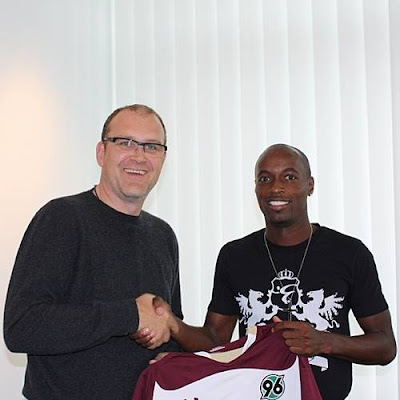 Damarcus signs to Hannover '96 in Futbolr
