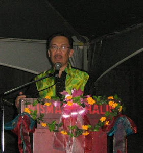 Ketua Umum PKR dan Pengerusi Perhubungan PKR Negeri Sabah