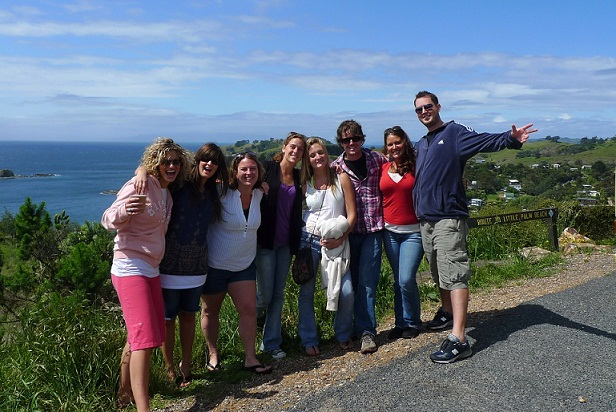 Tiki Tour New Zealand: Duder Regional Park, Auckland
