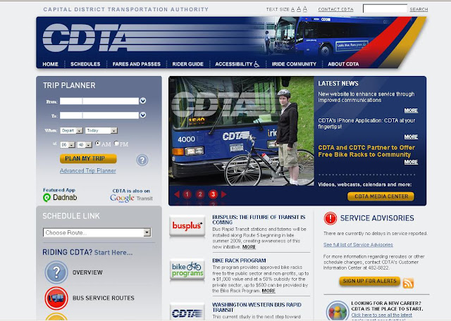 CDTA Bus Schedule & Maps - www.CDTA.org Trip Planner